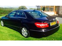 2010 Mercedes E class stunning( not vw Passat golf 320d 530d e350 c220