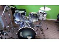 Remo MasterEdge fusion drum shells £250.00, also Yamaha Snare,Various Cymbals,Hardware. POA.