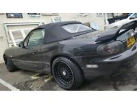 Mazda LOW millage and lovely car very reliable