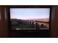 Toshiba 40 inch Full HD 1080p LCD TV, freeview, hdmi, good picture, perfect working Order