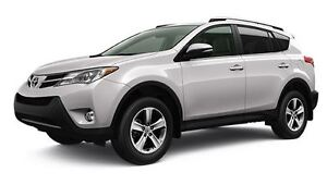 2014 Toyota RAV4 XLE ONLY 12776 KMS!!