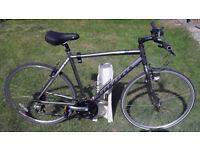 Ridgeback Comet 2012 hybrid bike