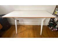 MADE Graphix Desk in White. RRP £149. Home Office.