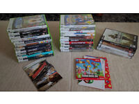 Lots of Xbox 360, PC and Wii games!! Bargain prices!