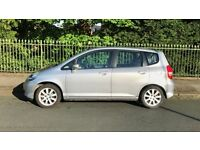 Honda Jazz 1.4 i-DSi SE 5-Door. Superb Condition. Absolute Bargain! Serivce History & LOW MILES.