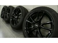 20 inch Original Audi Q5 winter wheel/tyre package