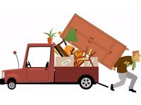 24hrs RUBBISH DISPOSAL / MAN WITH VAN REMOVAL SERVICES 07751535502