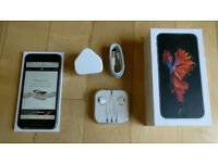 iPhone 6s Plus 64GB - Space Grey (unlocked) 6 months old!