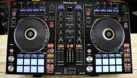 DJ Controller with stand. (Pioneer DDJ-RR / Magma stand)