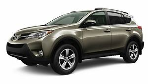 2013 Toyota RAV4 XLE AWD WITH NAVIGATION!!