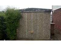 Garage concrete slabs free