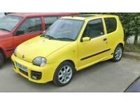 Fiat seicento Schumacher edition spares or repair