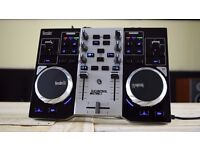 Hurcules Instinct S DJ Controller