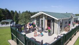 Luxury Static Caravans For Sale nr. Hexham, Northumberland on Small, Family Friendly Holiday Park