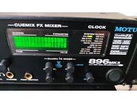 MOTU 896HD mk3 Audio Interface