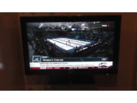LG 32 inch Full HD 1080P LCD TV, Freeview, Hdmi, in perfect working order, No Offers