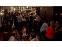 Bar staff required for pub in South Kensington