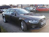 AUDI A4 2.0 TDI SE 4d AUTO 141 BHP Apply for finance Online today! (grey) 2013