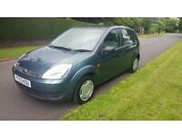 FORD FIESTA FINESSE 1.4 TDCI, 53 PLATE, 5 DOOR. 89,644 MILES FROM NEW.