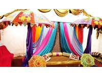 Marquee /sangeet stages inc 20% off on pre booking