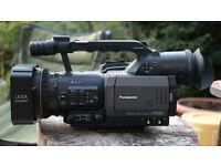 Panasonic AG DVX100B Pro Video Camcorder Leica lens