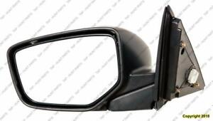 Door Mirror Power Driver Side Heated Coupe With Folding Honda Accord 2008-2012