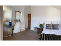 Fantastic double room to rent in professional house share