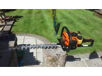 Stihl hs 75 hedge trimmer in fantastic condition
