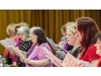 ** Bath City Centre NO-AUDITION CHOIR: open to all, no pressure to attend every week **