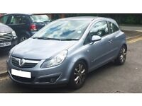 2007 56 Vauxhall Corsa 1.7 CDTI SXI Cheap Tax and Very Economical