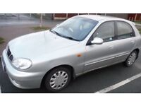 LANOS 1.6 5 door hatchback