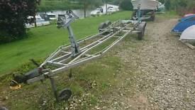 6mtr boat trailer