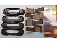 Whispbar Smartfoot fitting kit (K318) for Toyota Auris