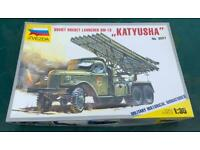 Historical miniatures, tanks, planes, helicopters etc, build your own from kit