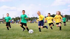 Football players for under 8s/9s/10s/11s/12s/13/14s for now and next season