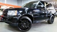 2006 Land Rover Range Rover Sport HSE CUSTOM PAINT AND 22 RIMS