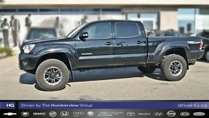 2015 Toyota Tacoma V6|TRD OFF-ROAD|LEATHER|