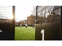 NEW MILE END 5 A SIDE FOOTBALL LEAGUE - ONLY £35 per game!