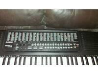 Yamaha par 210 & Casio CT 636 keyboard