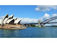 Sydney Australia Holiday Personal Tour Guide for your holiday