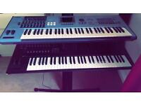 Yamaha Motif XF6 + XS6 or Px for a Yamaha Montage
