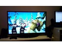 Samsung UE40EH5000 40-inch Widescreen Full HD 1080p LED TV with Freeview
