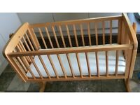 Baby cot(0-4month)