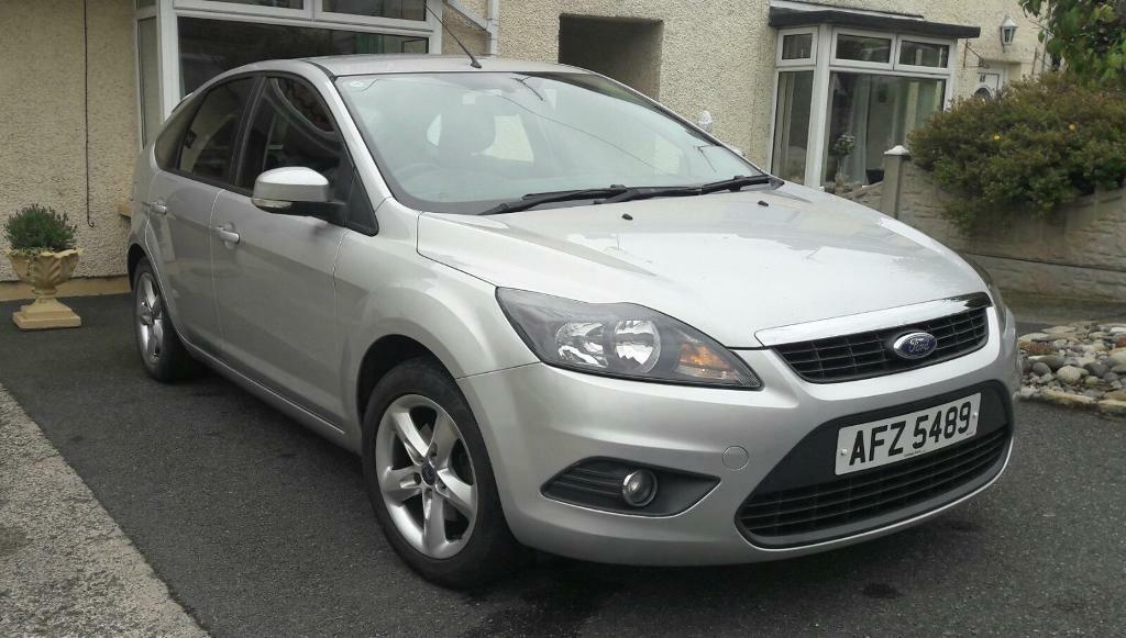 Focus 1.6 zetec *low miles*