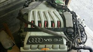 Audi A3 VW R32 Used 3.2L VR6 Engine 2008