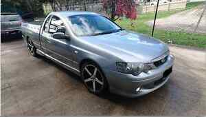 2005 BA MkII Ford XR6 Falcon Ute Clayfield Brisbane North East Preview