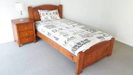 2 King single beds available