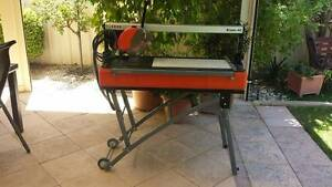 2016 Baumr Ag Wet Cut Tile Saw - Renovate and Increase Value Iluka Joondalup Area Preview