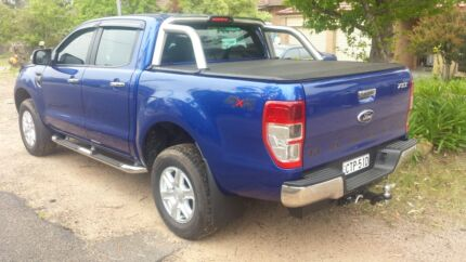 2014 FORD PX Ranger XLT Colo Vale Bowral Area Preview