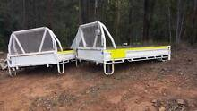 Toyota Hilux/Landcruiser steel ute tray Neurum Moreton Area Preview